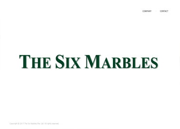 The Six Marbles Pte. Ltd 이미지